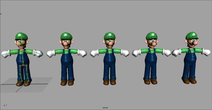 Luigi_Faces