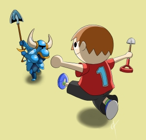 Villager_Vs_ShovelKnight_Finished_1200